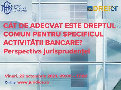 Conferinta de drept bancar Timisoara