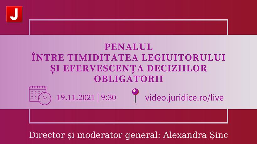Conferinta Alexandra Sinc 2021