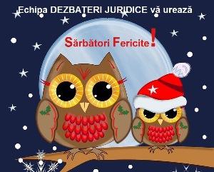 Sarbatori Fericite Dezbateri Juridice
