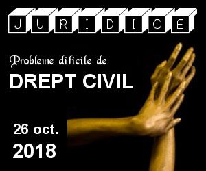 DREPT CIVIL 2018