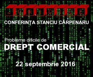DREPT COMERCIAL 2016