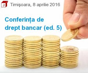 Conferința de drept bancar (ed. 5)