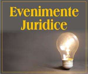 Evenimente juridice