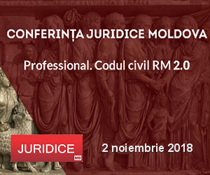 JURIDICE MOLDOVA Conferinta 2018