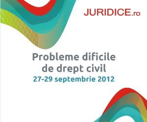 Probleme dificile de drept civil 2012