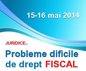 Probleme dificile de drept fiscal