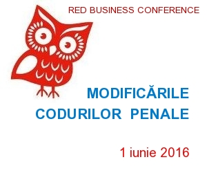 RED BUSINESS PENAL 2016