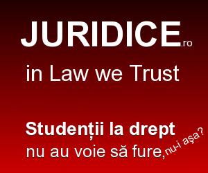 Studentii la drept nu au voie sa fure