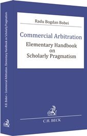Commercial Arbitration. Elementary Handbook on Scholarly Pragmatism