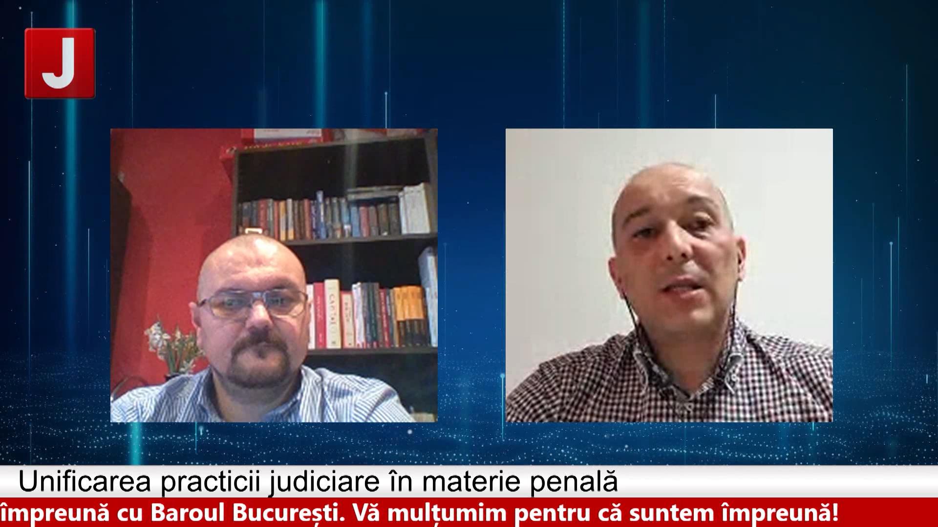Unificarea practicii judiciare în materie penală