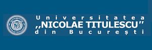 DREPT UNIVERSITATEA NICOLAE TITULESCU