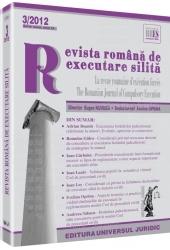 Revista romana de executare silita nr_3 2