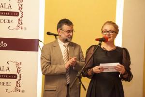 Anca Lucia Stanciu și Aurel Codoban