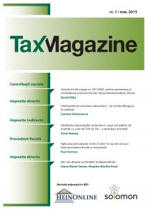TAX_MAGAZINE_5_2015_COVER