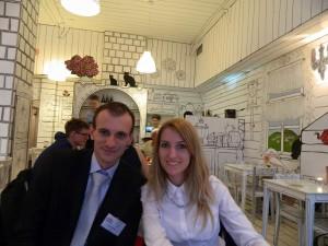 Iulia Casap și Mihai