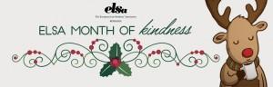 ELSA Month of kindness