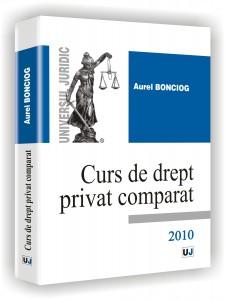 Aurel BONCIOG - Curs de drept privat roman comparat 3D