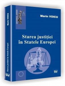 MARIN VOICU - Starea justitiei 3D